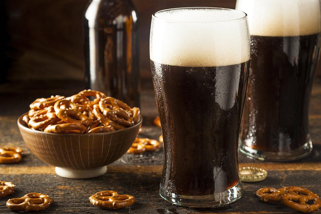 Alse and pretzels