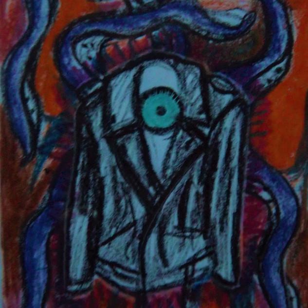Oeil bleu | 2016