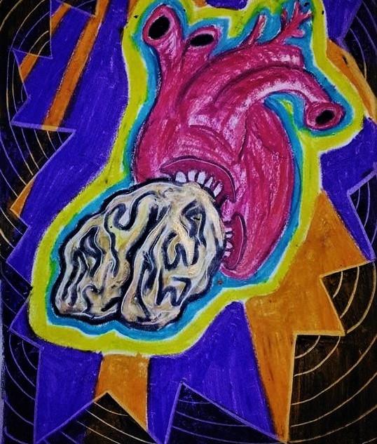 Coeur mange cerveau | 2016