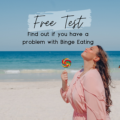 Find out if you have Binge Eating Disord