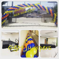 35' Balloon Arch