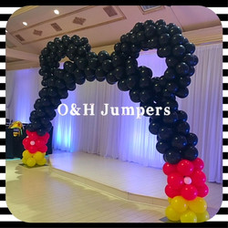 Mickey Mouse Arch