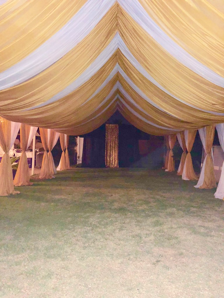 Tent Drape FULL