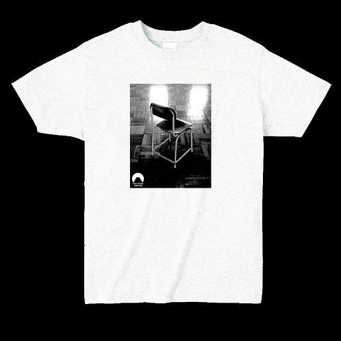 【1万円返礼品】オリジナルTシャツ&缶バッチB.清水慶太デザイン