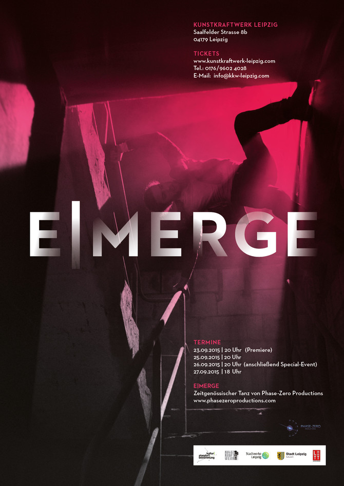 Probenbeginn E | MERGE