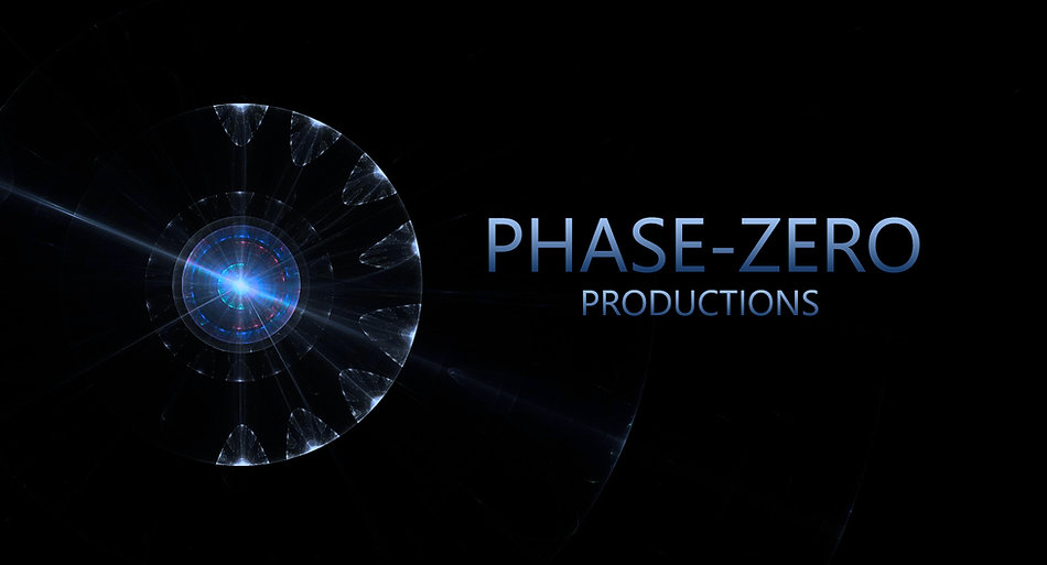 Phase-Zero Productions Logo Contact