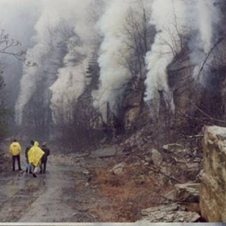 The Lost Mountain Fire: Kentucky's Underground Hell