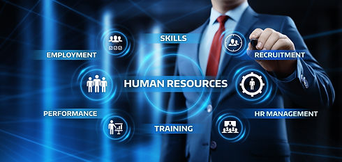 Human Resources HR management Recruitmen