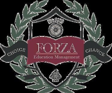 FORZA logo transparent