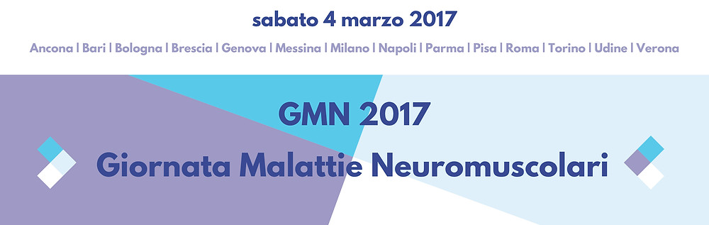 GMN2017 giornata malattie neuromuscolari