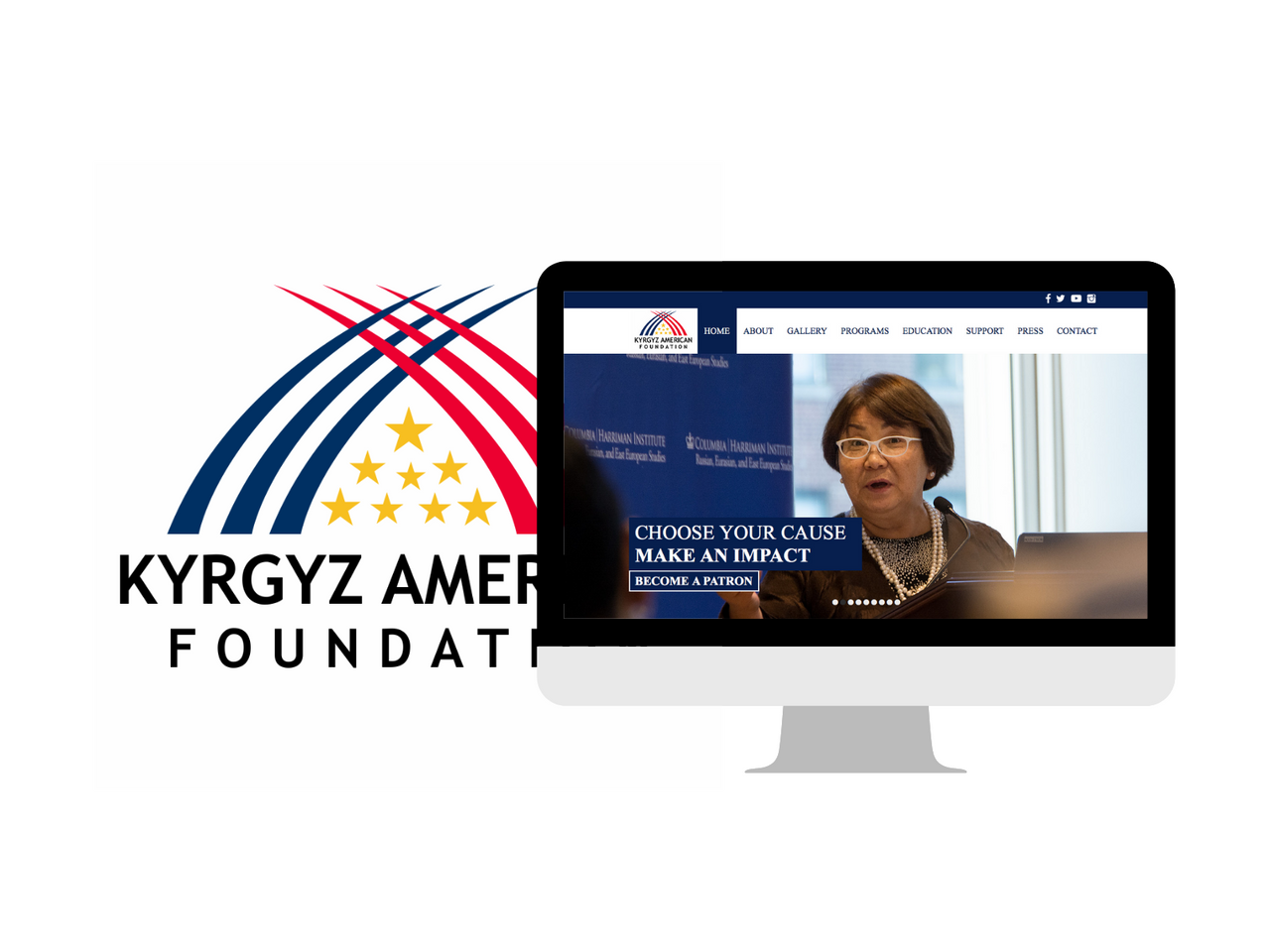 • Kyrgyz American Foundation