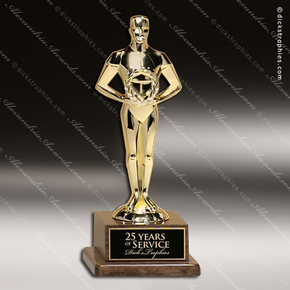 The NOVA Fest Nominated Keepsake Trophy