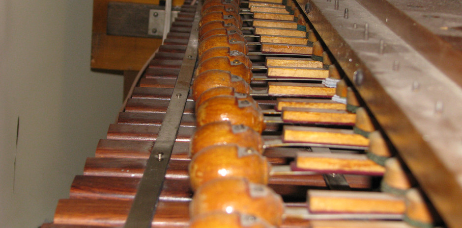 Percussion Chamber:  Xylophone