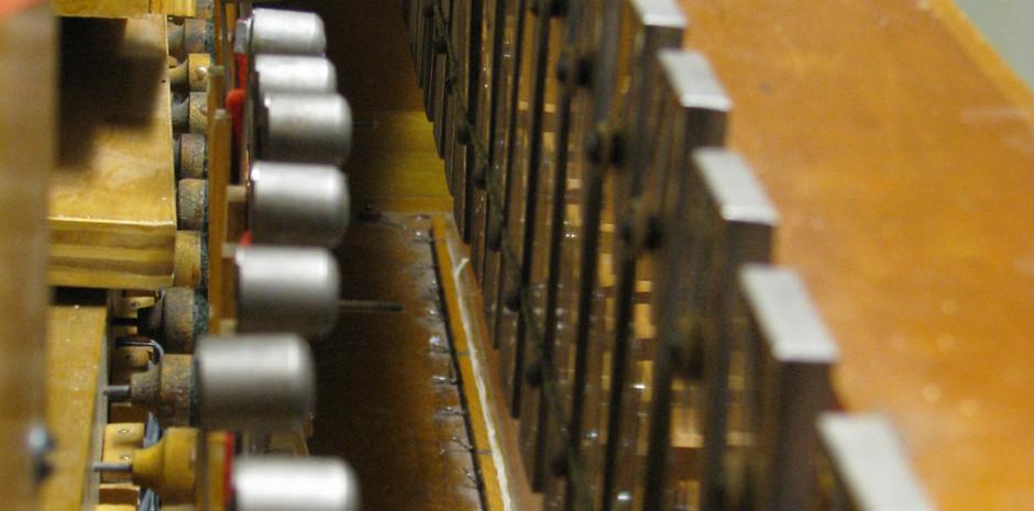 Percussion Chamber:  Glockenspiel
