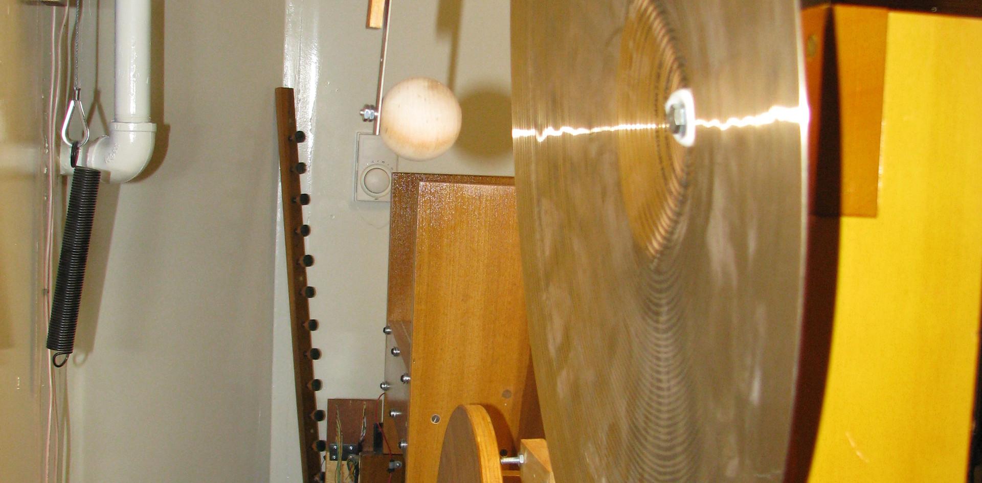 Percussion Chamber:  Crash Cymbal, Roll Cymbal