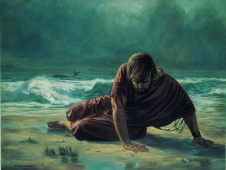 4 Ministry Lessons I Learnt from Jonah