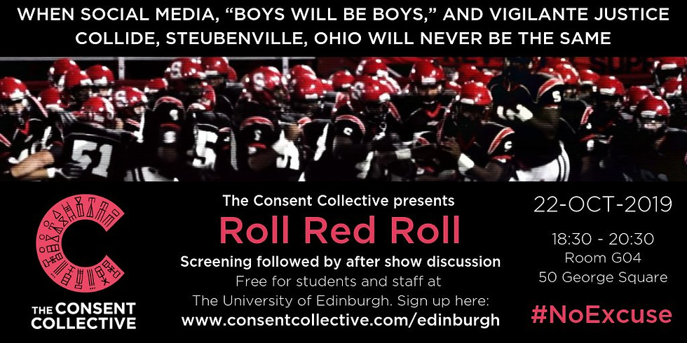 Roll Red Roll screening and conversation
