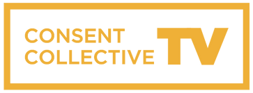 This is the logo for Consent Collective TV