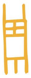 This image is one of the characters from our logo. This character is called Connection