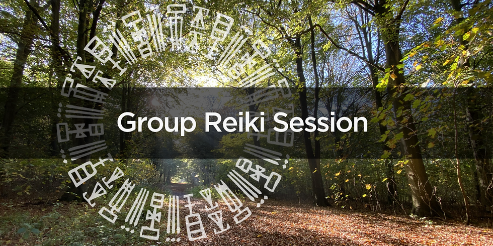Group Reiki Session