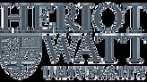 This is the logo for Heriot-Watt University