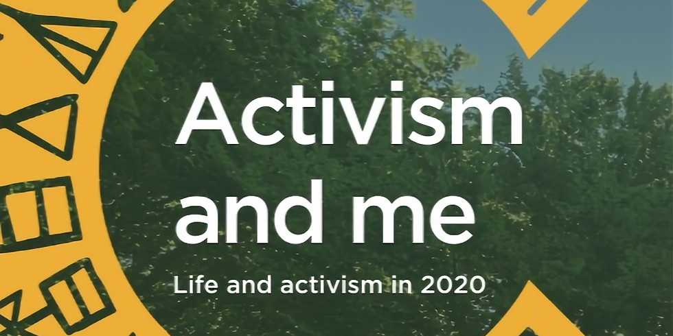 Activism and me: Summer 2020