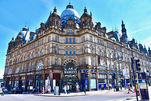This is a photo of Leeds City Centre