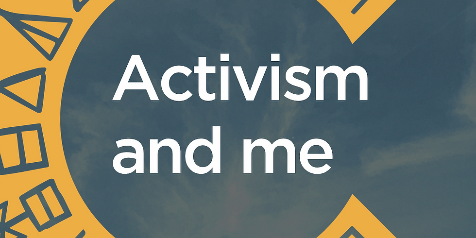 Activism and me: Cambridge