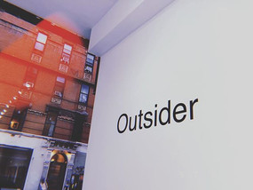 "Art Exhibition ""Outsider"" Opening"