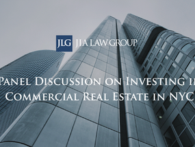 Panel Discussion on Investing in Commercial Real Estate in NYC