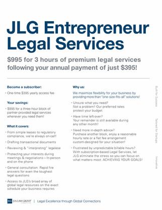 JLG's 2020 Accelerator Event