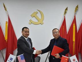 【国际合作】JLG伯盛仲合与金镝律师事务所达成战略合作协议