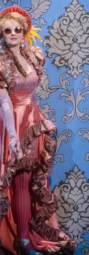 Baroness Aspasia ( Megan Samarin)