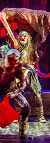 Quasimodo, Esmerelda and the Gargoyles