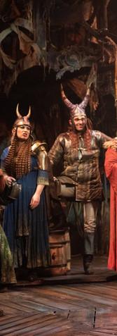 Odinn and the Vikings