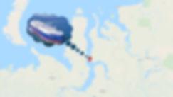 Обская губа, Севморпуть, танкер-газовоз, баротравма глаза
