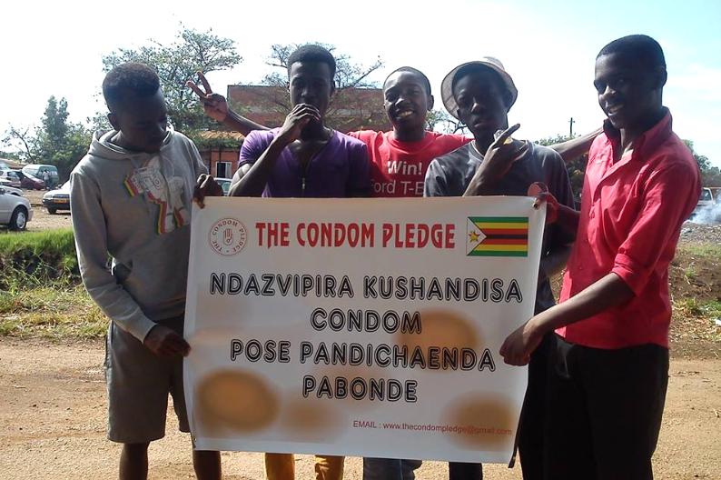 The Condom Pledge