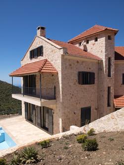 Saribelen villa Kalkan