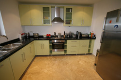 All mod cons Kitchen