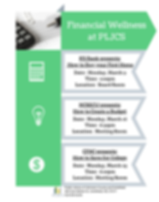 PLJCS Financial Wellness Flyer Revised.p
