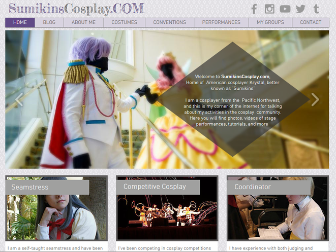 New Site, New Layout!