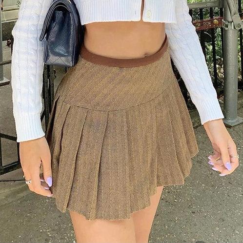 """""""Palesa"""" pleated skirt"""