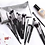 Thumbnail: Maange Pro Eyeshadow Brushes 20pcs