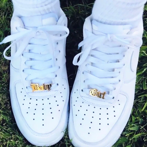 Custom Shoe Buckles
