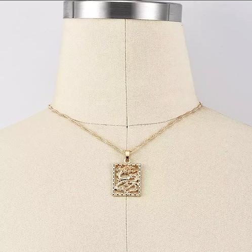 """""""Dragon"""" Pendant Necklaces"""