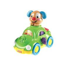 Carro do cachorro - Fisher Price