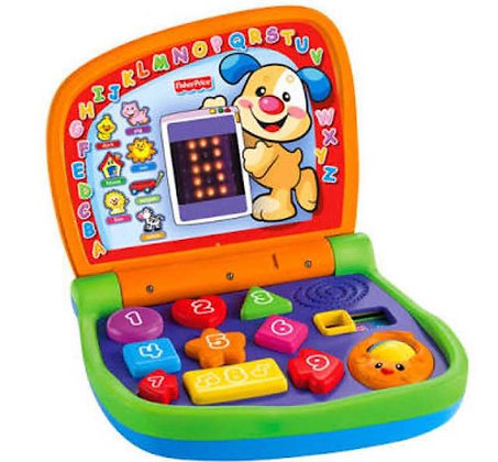 Laptop Fisher Price