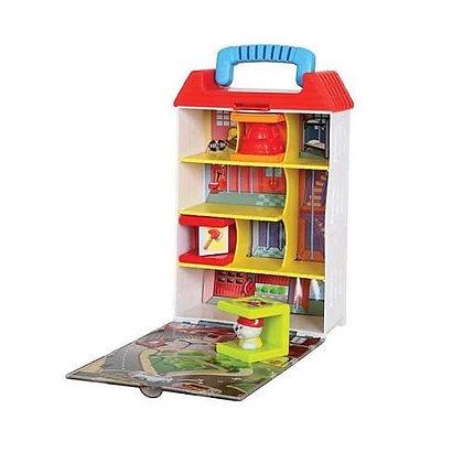 Casa de Bombeiros Safety First para CubiKals