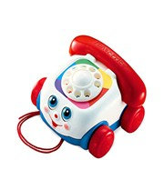 Telefone feliz - Fisher price