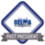 OELMA Past President Logo